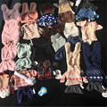 BDCOLE Super Fashion Clothes for Le Sucre Rabbit Plush Dolls Toy show as picture in the detail