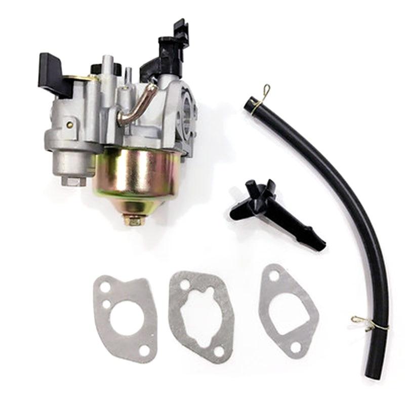 Carburateur Huayi marque pour 2KW-3KW GX160 GX200 168F 170F Générateur à essence, 2.2KVA 5.5HP 6.5HP 168F Générateur Carburateur