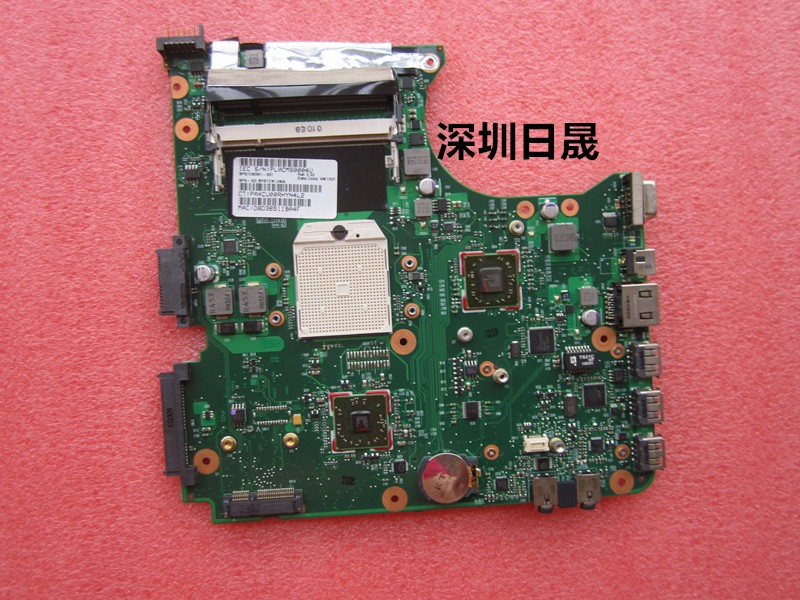 ФОТО Free Shipping For HP compaq 515 615 CQ515 CQT615 Motherboard 538391-001