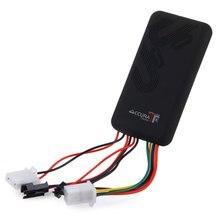 GT06 автомобиля GPS трекер SMS GSM GPRS Устройства Слежения Мониторы локатор Дистанционное управление для мотоцикла скутер без коробки