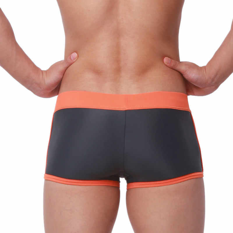 f2d9255c61a7 ... Для мужчин s плавки Купальники DESMIIT боксер трусики для женщин  пикантные мужские плавки одежда купальный костюм ...