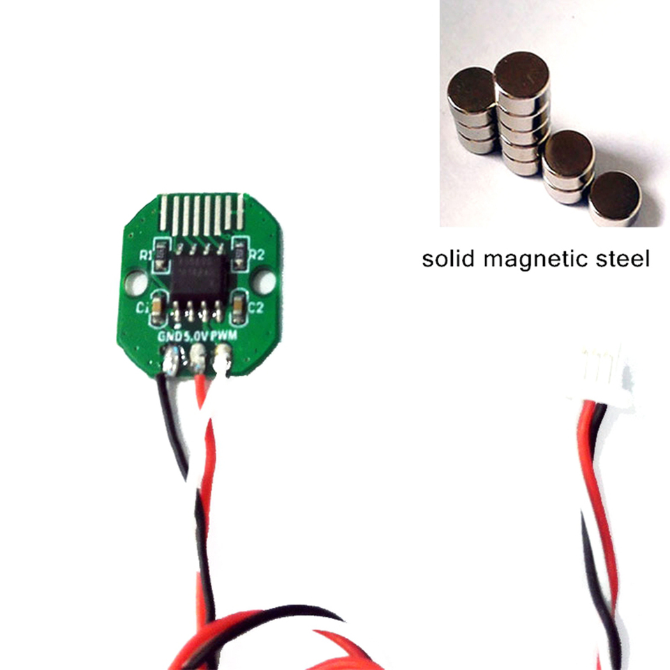 1//2//5//10PCS AS5600 Absolute Value Encoder PWM I2C 12 Bit Gimbal Brushless Motors
