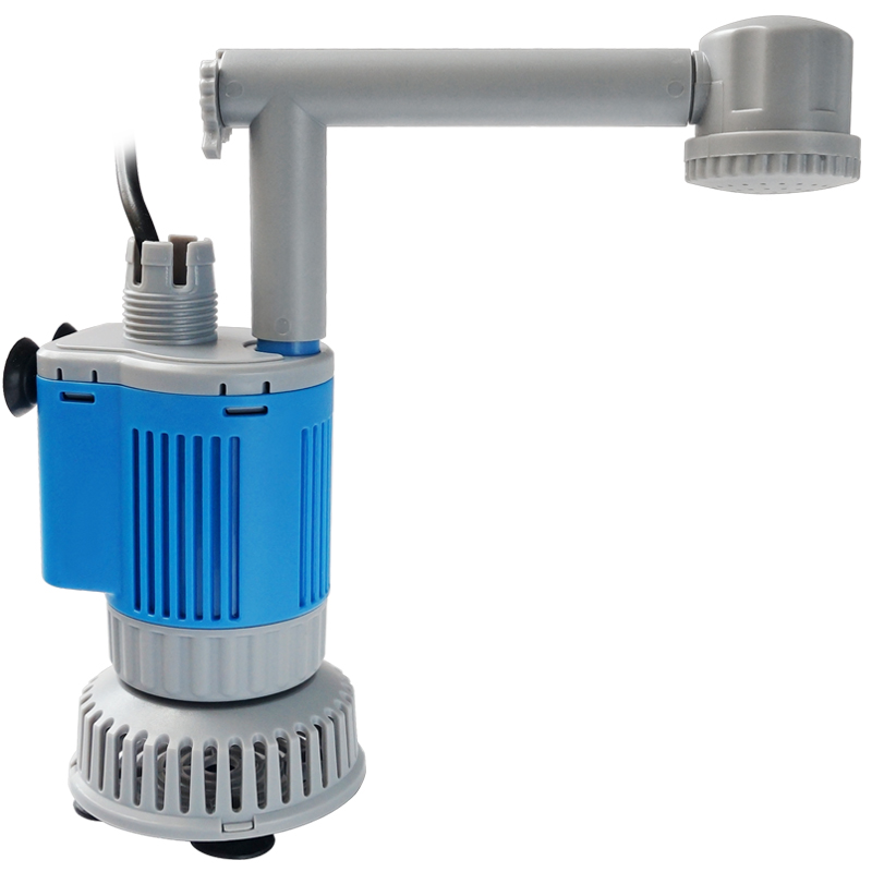 Electric automatic water changing device for fish tank Aquarium urinal sand washer Bottom filter cleaner for