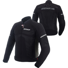 BENKIA Jackets Spring Summer Motocross Armour Protezioni Motocross Moto Jacket Motocicleta Completa Body Armor Jacket