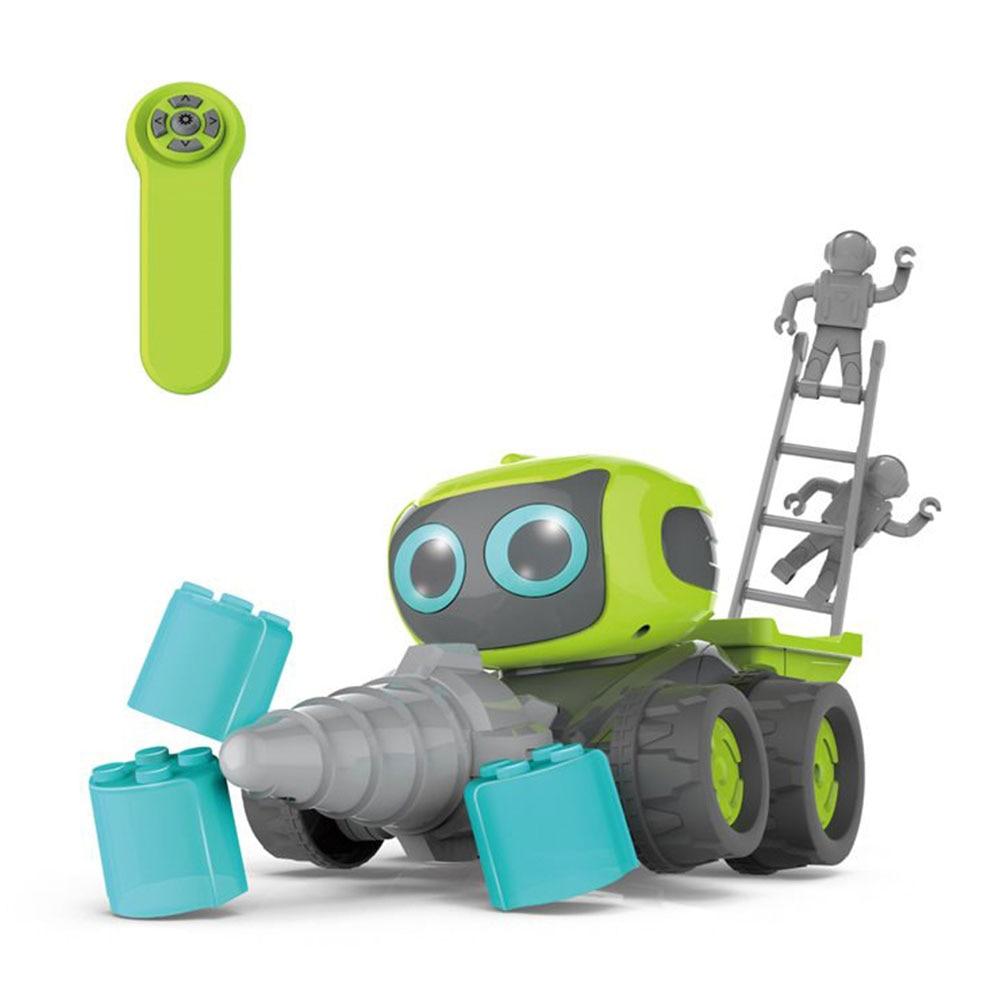 Высокая скорость RC космический автомобиль музыкальная игрушка RC грузовик для игрушек и хобби Прямая