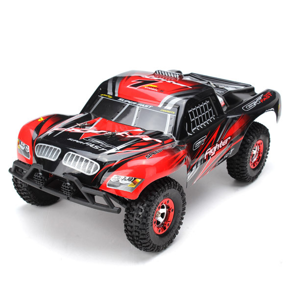 FEIYUE FY01 FY-1/ FY-01 1/12 Full Scale High Speed 2.4GHz 4WD RC Short Off-road Racing Truck Car f Competition RTR top high speed full teeth piston