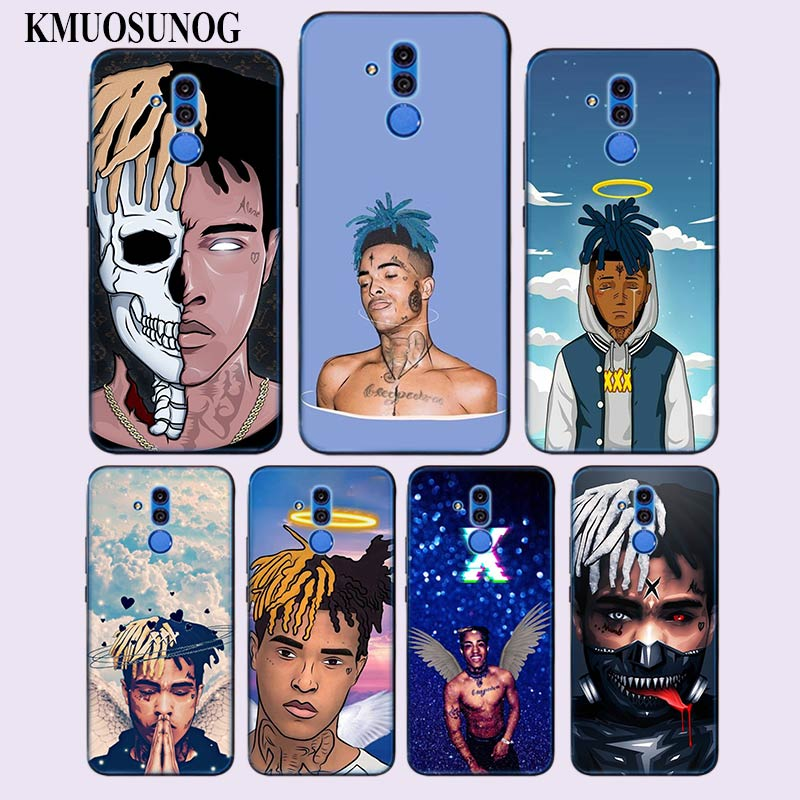 Transparent Soft Silicone Phone Case XXXTENTACION Rap Hip for Huawei Mate 20 10 Pro Lite Mate 20 Lite in Fitted Cases from Cellphones Telecommunications