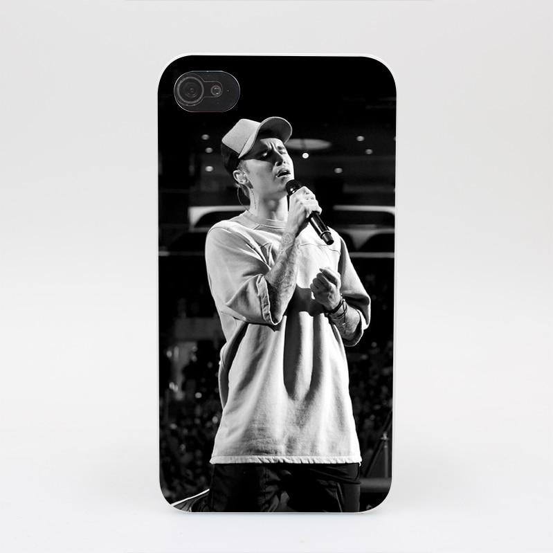 291GS Justin Bieber purpose Hard White Case Cover for iPhone 4 4s 5 5s 5c SE 6 6s Plus Print