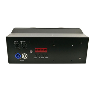 Image 5 - 2eyes 2x100W Led Blinder 200W COB Par RGBW+UV 6IN1 DMX Stage Lighting Effect Audience Lighting DJ Equipment Disco