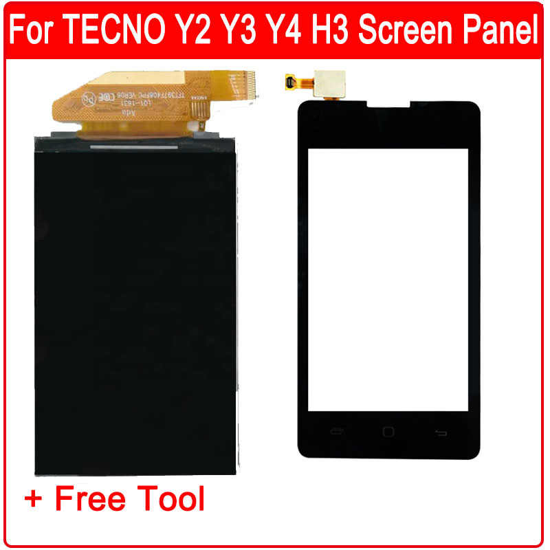For Mobile Phone TECNO W3 W3 H806 WX3 W4 W5 Touch Screen