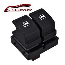 цена на SPEEDWOW Electric Master Window Switch Window Regulator Switch For SKODA YETI FABIA MK2 OCTAVIA 2 ROOMSTER 1Z0 959 858/1Z0959858
