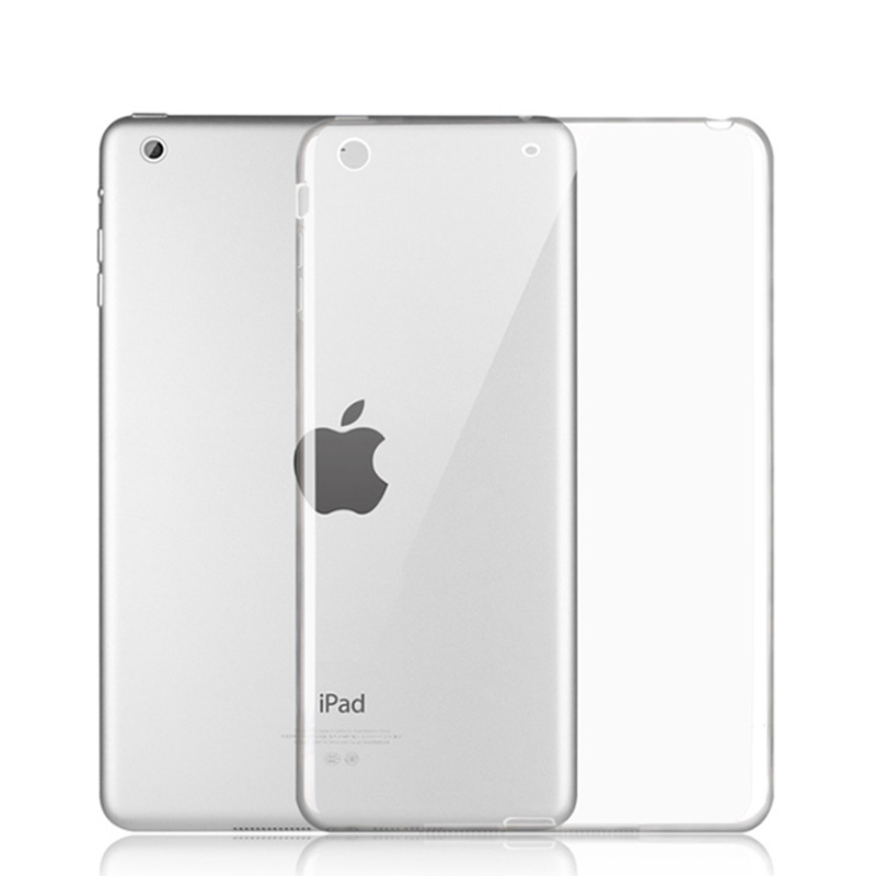 Case for Funda iPad Air Cover TPU Transparent Back Ultra Slim Light - Планшеттік керек-жарақтар - фото 3