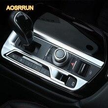 ABS гальванических передач декоративное покрытие Шестерни украшения сиденья автомобиля аксессуары Чехлы для Maserati LEVANTE
