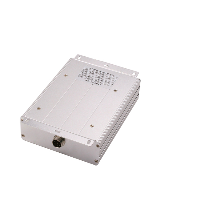 UHF fixed rfid reader with RS232 WG26 interface and one antenna port support free English SDK used for logistic