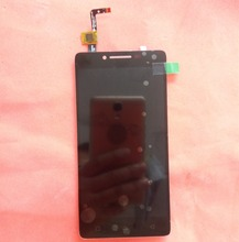 Tested For Lenovo A6010 LCD Screen Display Touch Panel Digitizer Assembly repalcement repair parts a6010 plus screen Free Film