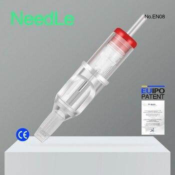 Stigma 20 Pcs Cartridge Needles Sterilized Disposable Permanent Makeup Piercing Needles Tattoo Supplies EN08-M1