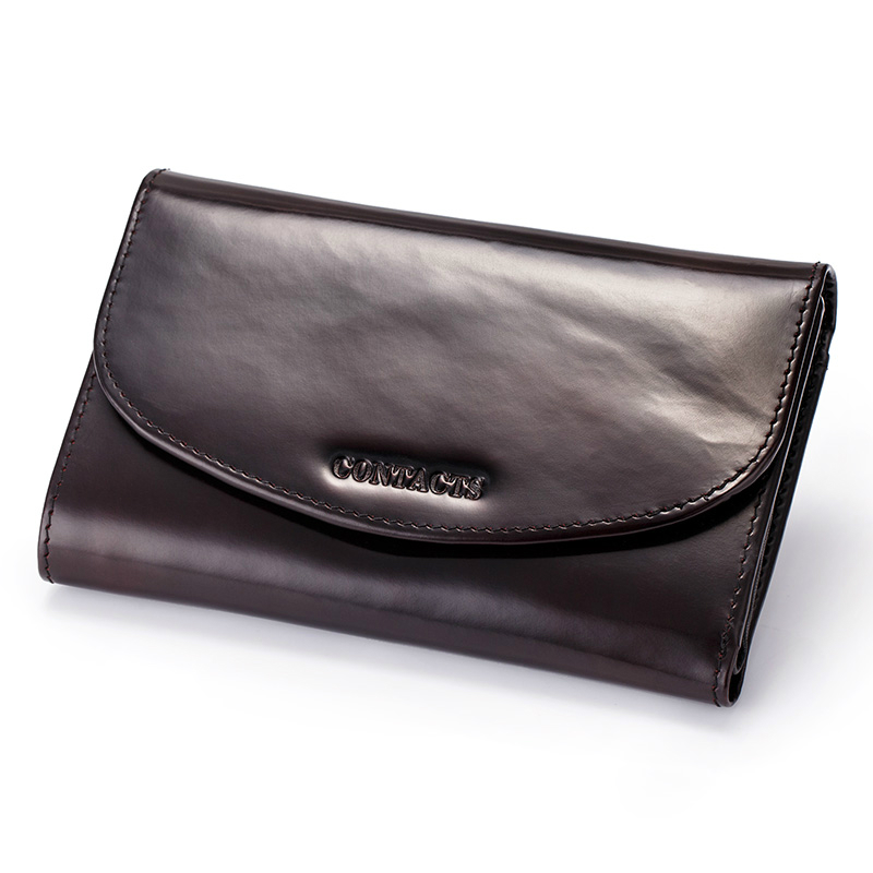 ФОТО Men Long Wallet Designer Burnished Italy Leather Male Purse Brand Clutch Luxury Wallets Carteira Masculina