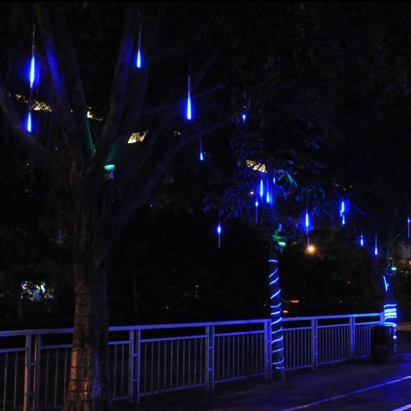 ar livre luzes fadas natal árvore casa