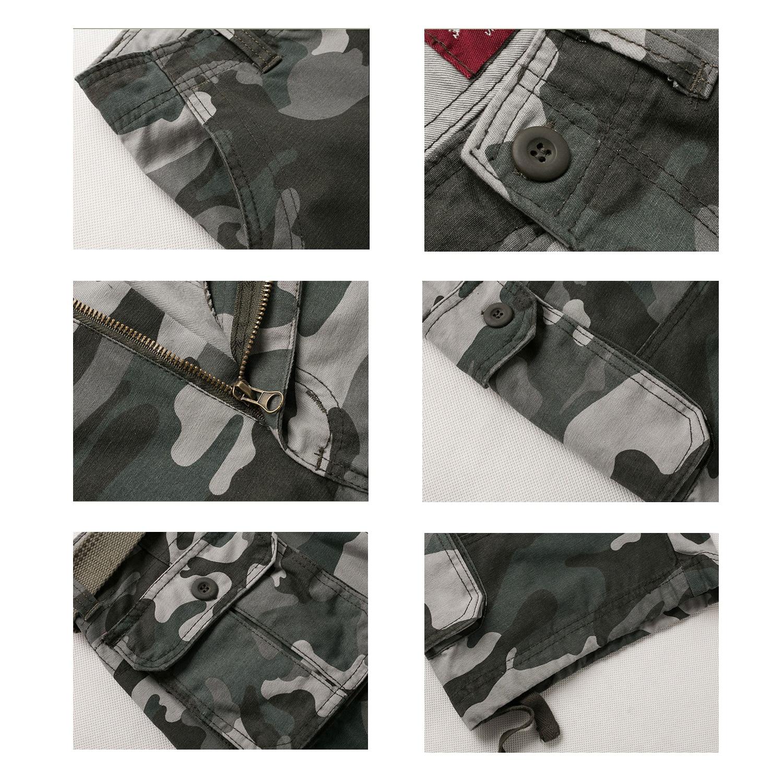 New Men board shorts camo Shorts casual beach shorts blue green khaki camouflage