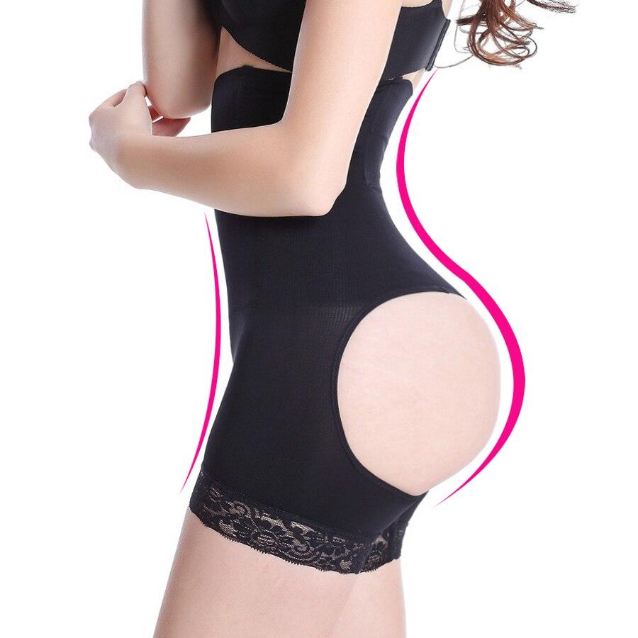 6e3abb45f5671 2015 Sexy women butt enhancer panty booty lifter with tummy control  underwear butt lift shaper butt lifter plus size