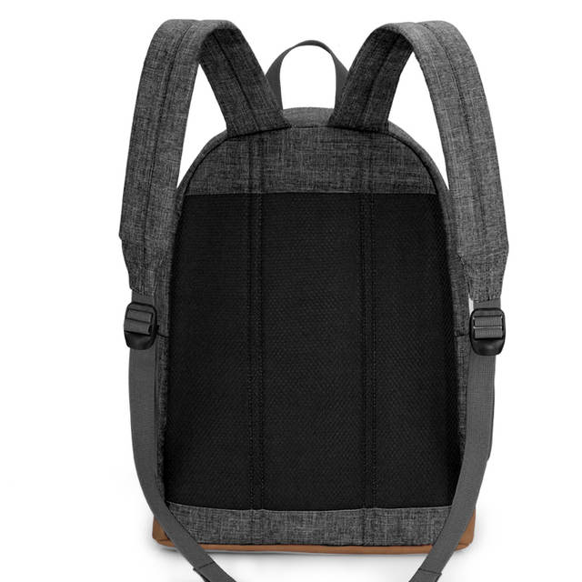 75e3de2e5e59 TINYAT Men Male Canvas Backpack Gray Casual Rucksacks 15inch Laptop  Backpacks College Student School Bag Backpack