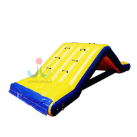 2018 Inflatable floating obstacle,inflatable water equipment park on sale