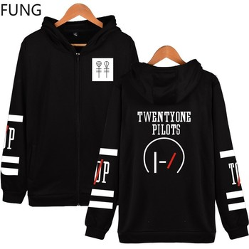 Twenty one pilots band men's jackets Sweatshirt