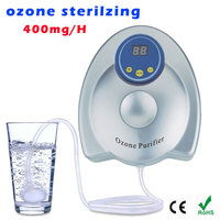New 1pcs Digital Timing Ozone Generator Sterilizing With Air Purifiers,ozone Water Has A Fresh Effect On Fruit And Vegetable