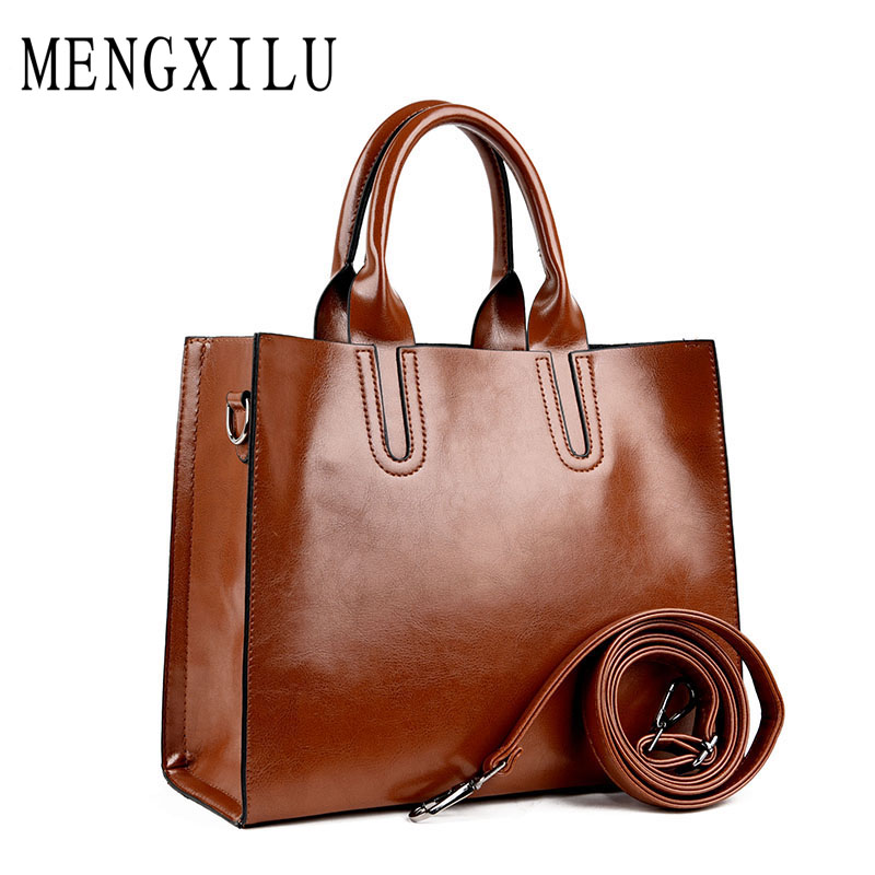 PU High Quality Leather Women Handbag Famous Brand Shoulder Bags For Women Messenger Bag Ladies Crossbody Female Sac A Main famous brand high quality handbag simple fashion business shoulder bag ladies designers messenger bags women leather handbags