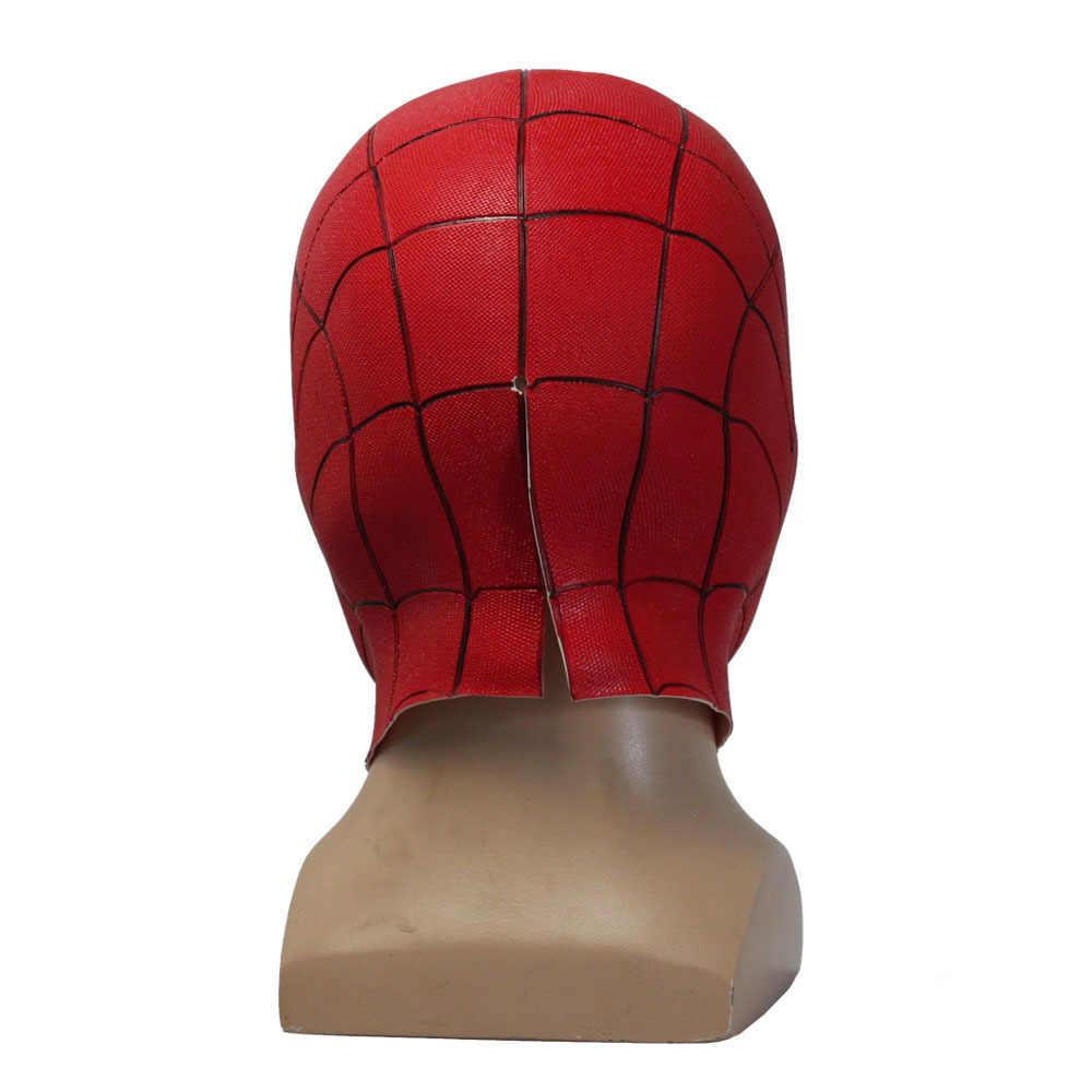 גיבור ספיידרמן לטקס מסכות ספיידרמן שיבה הביתה מסכות נוקמי סוף המשחק ברזל עכביש Man קוספליי אבזרי