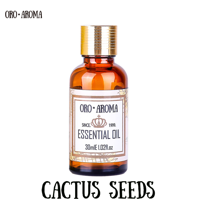 Famous Brand Oroaroma Natural Cactus Seeds Essential Oil Dry Hair Repair And Bifurcation Reduce Dandruff Cactus Seeds Oil