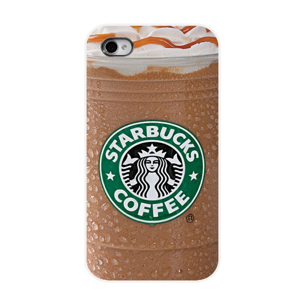 1 pic new skin design star war starbucks coffee case hard back cover iphone 4 4s 5 5s 6 4.7 inch - lingling Trade Co.,Ltd store