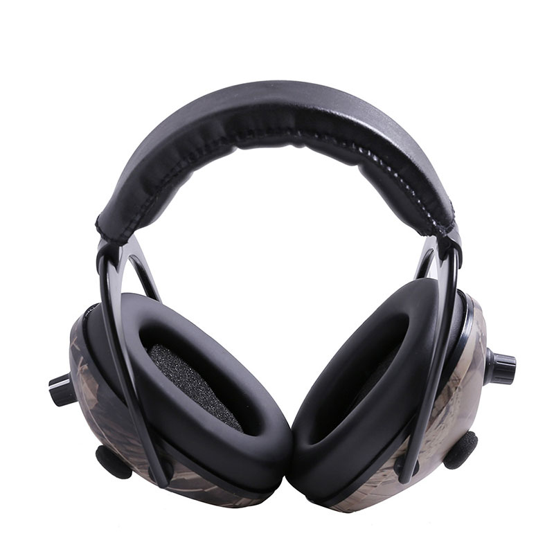 Electronic Hearing Protection Earmuffs Noise Reduction Hunting Headphones Tactical Headset for Shooting Ear Protector Ear Muffs hearing protection ear muffs tactical military headset earmuffs shooting ear protectors noise reduction hunting earmuffs
