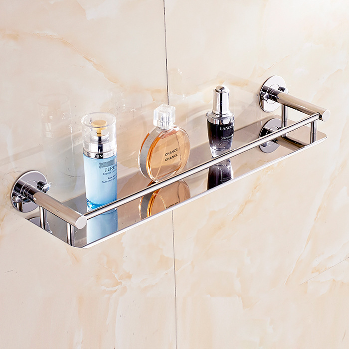 Modern 304 Stainless Steel 60 Cm Bathroom Towel Rack Wall Mount Bathroom Hardware Shelf Accessories Zc20 5pcs 304 stainless steel capillary tube 3mm od 2mm id 250mm length silver for hardware accessories