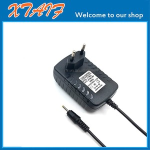 Image 2 - 9V 2.5A Wall Home Charger EU Plug for PiPo M2 M3 M6 Pro M6 M8 3G Tablet Power Supply Adapter DC 2.5x0.7mm / 2.5*0.7mm