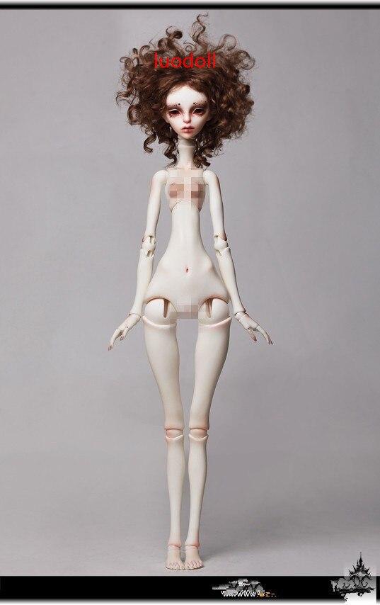 luodoll Doll Chateau elizabeth BJD / SD doll toy doll 1/4 Free Shipping tetiana tikhovska paper doll