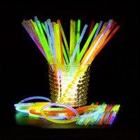 420pcs LED light stick light stick bracelet necklace accessories multicolor glow stick holiday party children's luminous toys
