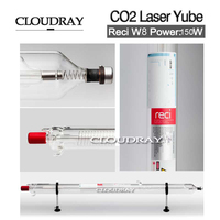 Cloudray 150W Reci Laser Tube Pipe W8 1850mm Dia 90mm For Cutting Laser CO2 Laser Engraving Cutting Machine S8 Z8