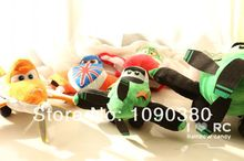 8 5 3 Style Movie Planes Stuffed Plush Model Airplane Toys Dusty Planes For Boys Novelty