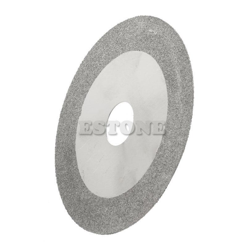Disque de meule 100mm enduit de diamant de haute résistance pour meuleuse d'angle