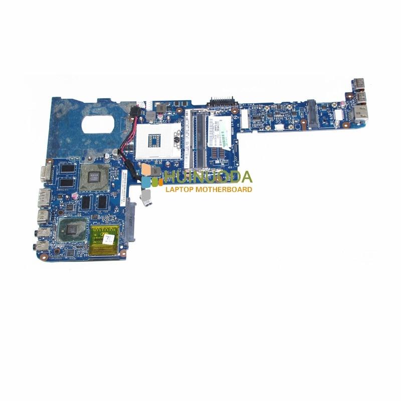 NOKOTION K000109650 Main Board For Toshiba Satellite M645 M640 Laptop Motherboard NBQAA LA-6072P HM55 DDR3 with Graphics chipset зеркало с фацетом в багетной раме поворотное evoform exclusive 111x171 см палисандр 62 мм by 1214