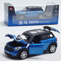 Brand New 1:32 Diecast Alloy car model toy metal material vehicles MINI car model Alloy Original box