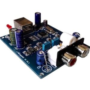 Image 4 - new 4 X  L1387DAC four pcs TDA1387 DAC hifi USB decoder for amplifier better than TDA1543  G4 011