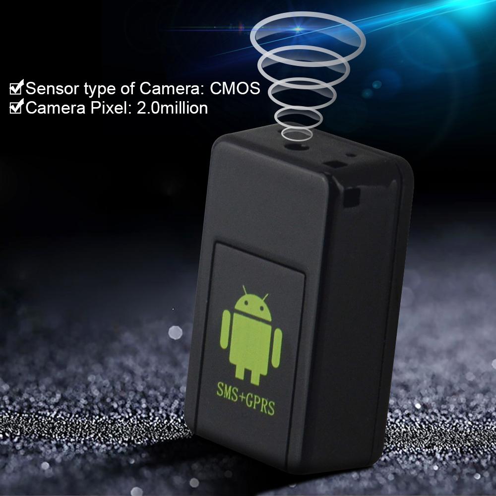 US $15 0 30% OFF|GSM/GPRS Network GF 08 MMS Video Talking Locator Super  Mini Size Locator 400mAh Li ion Battery Portable for Personal Use-in GPS
