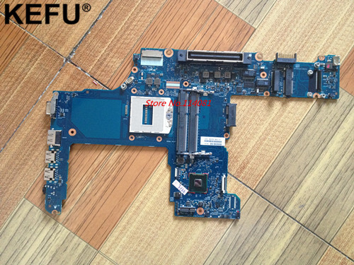 744020-001 FIT FOR HP ProBook 650 G1 series Laptop Motherboard 744020-501 744020-601 6050A2566301-MB-A04 574680 001 1gb system board fit hp pavilion dv7 3089nr dv7 3000 series notebook pc motherboard 100% working
