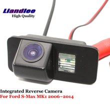 Liandlee For Ford S-Max MK1 2006~2014 Car Rearview Reverse Camera Backup Parking Rear View Camera / Integrated SONY CCD HD liandlee car reverse camera for toyota sequoia mk1 mk2 rear view backup parking camera sony ccd hd integrated high quality