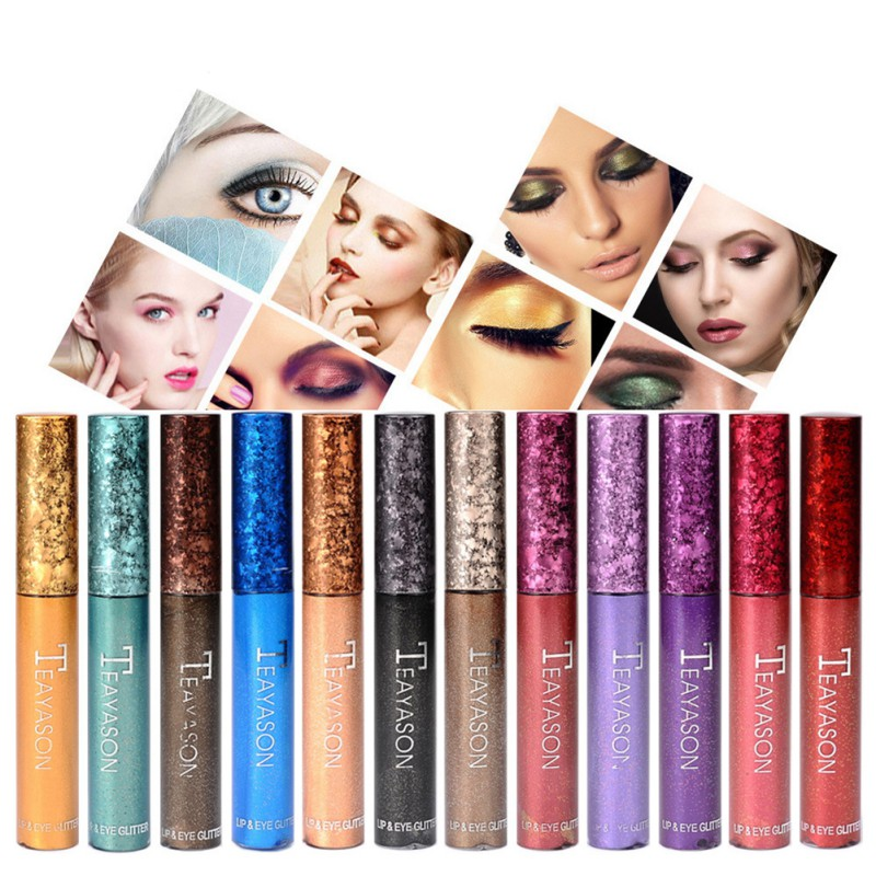 12 Colors Shiny Diamond Symphony Watery