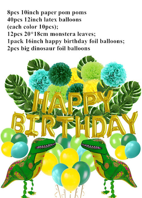SET6 Monkey 1st birthday decorations 5c64f9ae5da0e