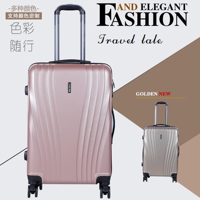 Travel tale Personality and contracted PC 20/24 inches Rolling Luggage Spinner brand Travel Suitcase Fashion travel Luggage travel tale new fashion contracted rolling luggage spinner brand travel suitcase 20 22 24 26