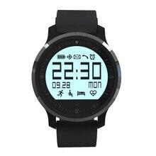 Sport Smart Uhr Spezialisiert Bluetooth 4,0 Mode Armbanduhr Täglich Gesunde Pulsmesser Smartwatch für IOS Android-Handy